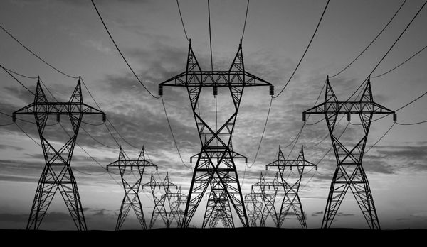 Blockchain is High-Voltage Transmission Line